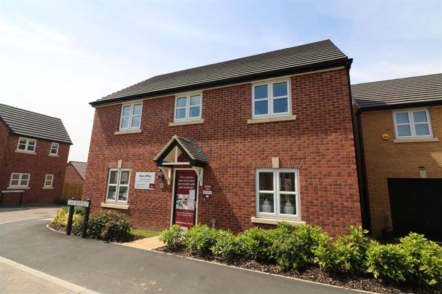 Thumbnail Detached house for sale in Gardenfield, Higham Ferrers, Rushden