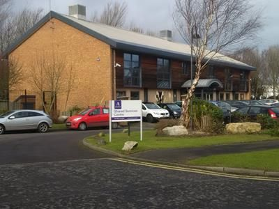 Thumbnail Office for sale in Burnbank House, Benton Lane, Balliol Business Park, Newcastle Upon Tyne, Tyne And Wear