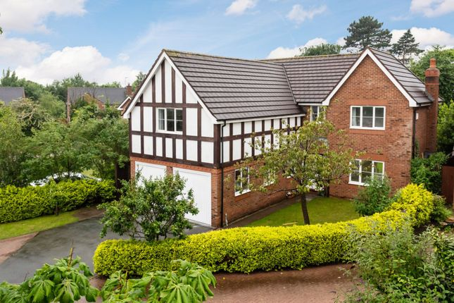 Front View of Potter Close, Willaston, Nantwich CW5