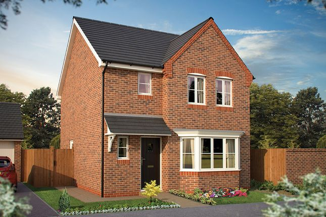 """Thumbnail Property for sale in """"The Epsom"""" at Withybed Lane, Inkberrow, Worcester"""