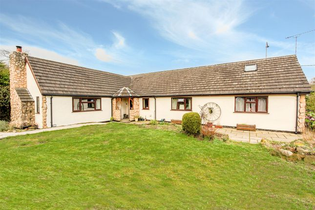 Thumbnail Detached house for sale in Alltami Road, Alltami, Mold