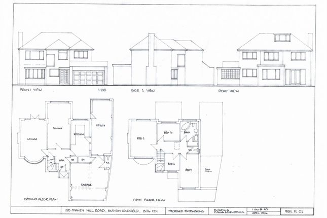 Planning Page 1 of Maney Hill Road, Sutton Coldfield B72