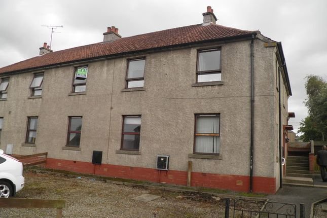 Thumbnail Flat to rent in Lowson Avenue, Forfar