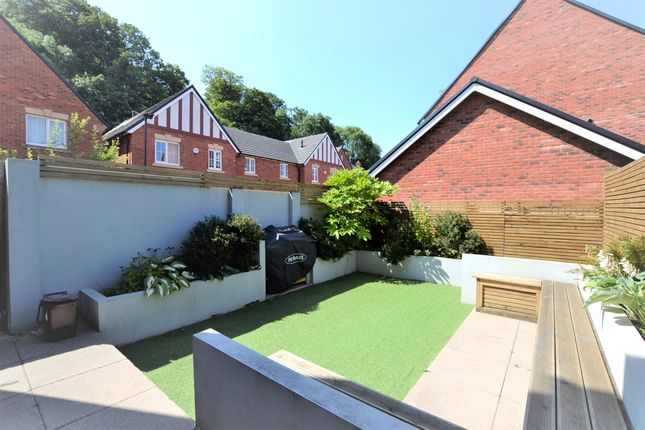 Garden of Thornfield Road, Brentry, Bristol BS10