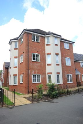 Thumbnail Flat to rent in Church Place, Walsall
