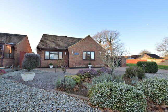 Thumbnail Detached bungalow to rent in Gymkhana Way, Heacham, King's Lynn