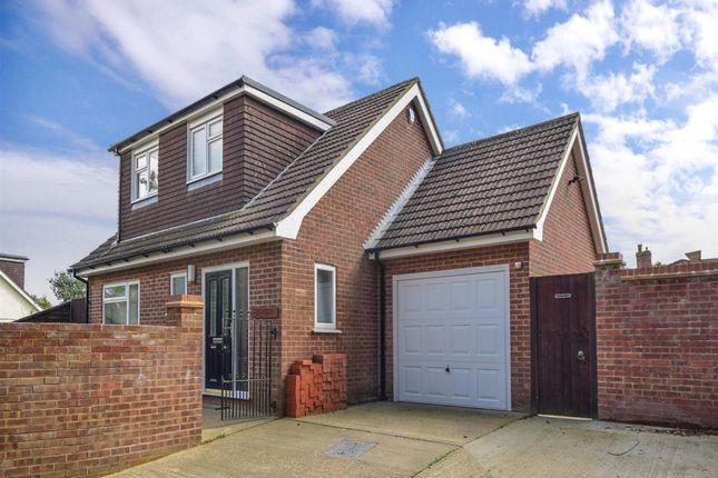 Thumbnail Detached bungalow to rent in Barnhurst Lane, Hawkinge, Folkestone