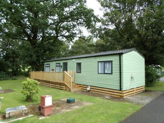 Thumbnail Mobile/park home for sale in Sedbergh, Cumbria, United Kingdom