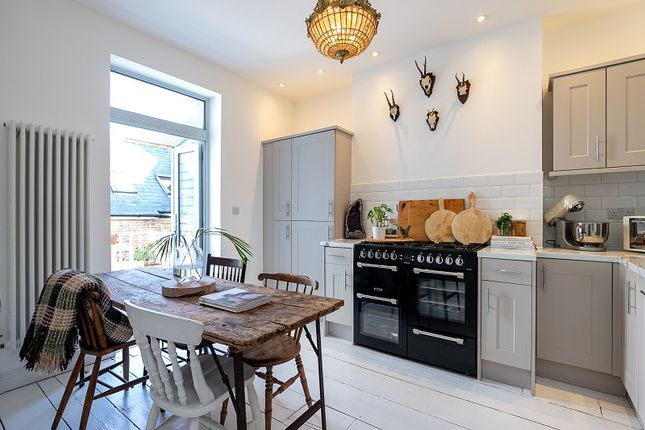 Thumbnail Terraced house for sale in Norman Road, St. Leonards-On-Sea, East Sussex.