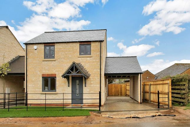 Thumbnail Detached house for sale in Hawthorn House, Seaton Road, Glaston
