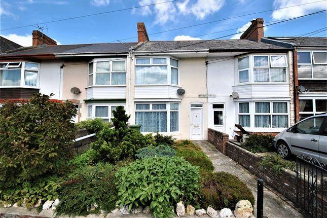 Thumbnail Terraced house for sale in Warwick Terrace, Barnstaple