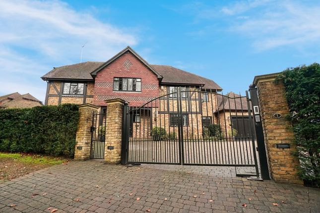 Thumbnail Detached house for sale in The Beeches, Chorleywood, Rickmansworth