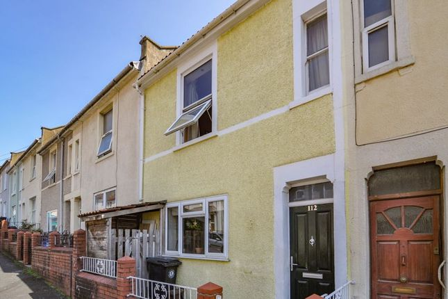 Terraced house for sale in Bloy Street, Bristol