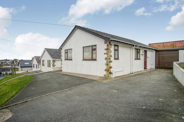 Thumbnail Bungalow for sale in Cae Du Estate, Abersoch, Gwynedd