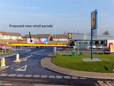 Thumbnail Retail premises to let in Longridge Road, Whitburn, Bathgate