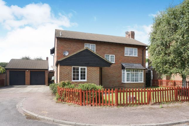Thumbnail Detached house for sale in Queen Elizabeth Close, Shefford
