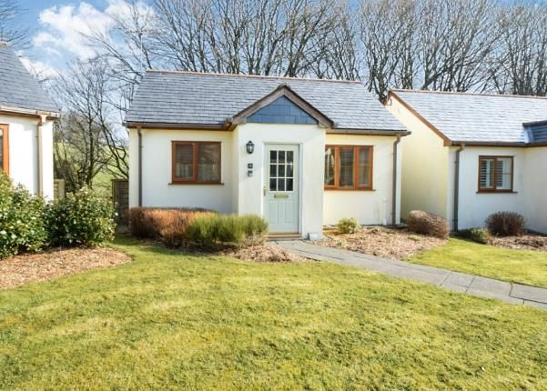 Thumbnail Bungalow for sale in Camelford, Davidstow, Cornwall
