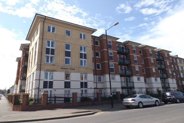 1 bed flat to rent in Dickens Court, Margate CT9