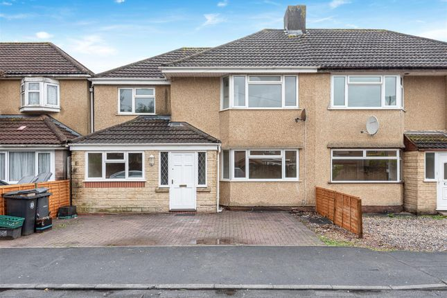 Thumbnail Semi-detached house for sale in Begbrook Lane, Frenchay, Bristol