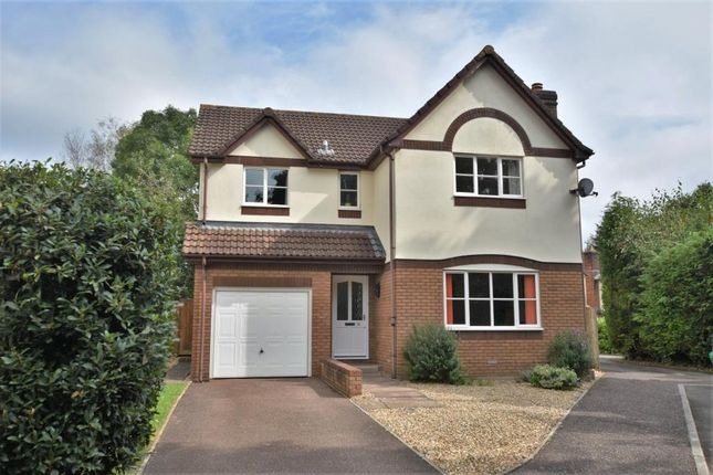 4 bed detached house for sale in The Burlands, Feniton, Honiton EX14