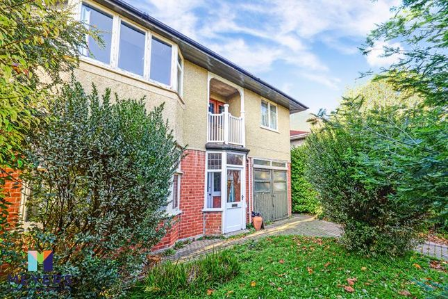Thumbnail Detached house for sale in Watcombe Road, Southbourne