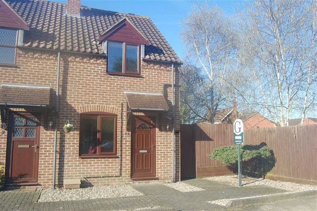 Thumbnail Semi-detached house to rent in Staythorpe Road, Rolleston, Newark
