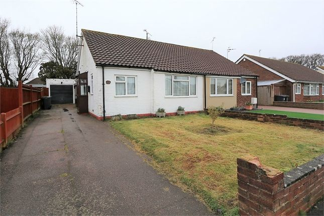Semi-detached bungalow for sale in Dover Road, Polegate, East Sussex