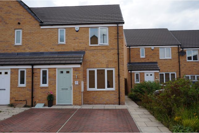 Thumbnail Semi-detached house for sale in Sparrowhawk Way, Rotherham