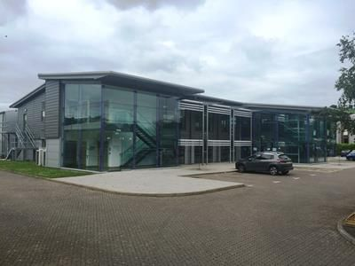 Thumbnail Office to let in First Floor Offices, Unit 3 Parc Merlin, Glan Yr Afon Industrial Estate, Aberystwyth