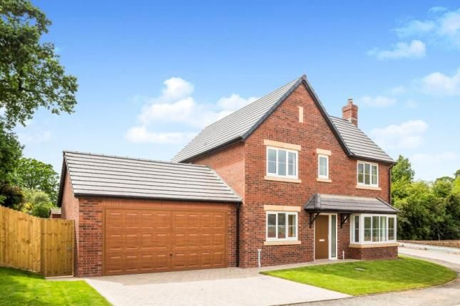 Thumbnail Detached house for sale in Kingfisher Way, Morda, Oswestry