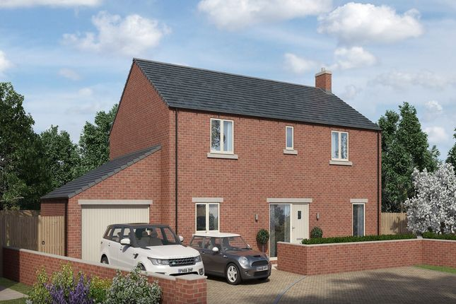 Thumbnail Detached house for sale in Pickhill, Thirsk