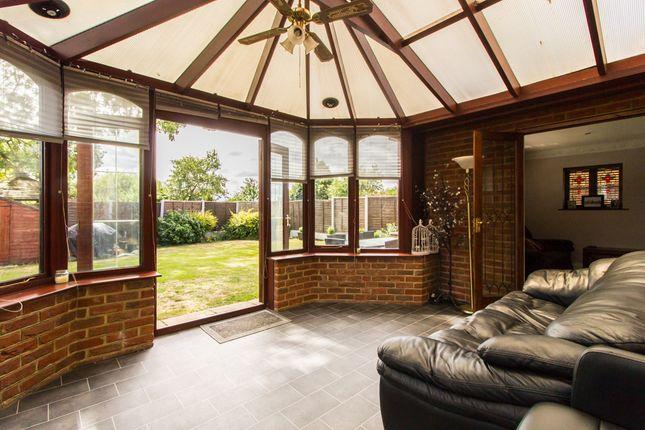 Thumbnail Detached house for sale in Ambleside Gardens, Hullbridge