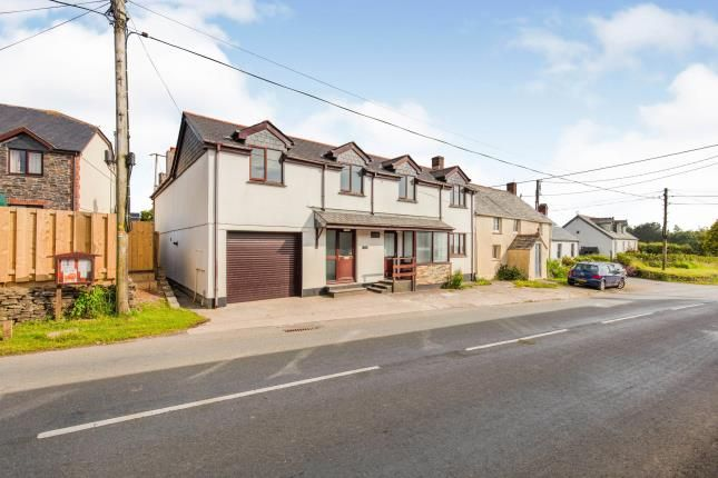 Thumbnail Semi-detached house for sale in St. Kew, Bodmin, Cornwall
