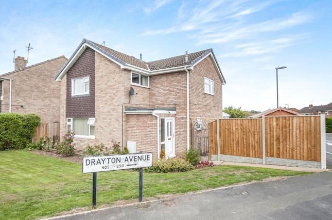 Thumbnail Detached house for sale in Drayton Avenue, Stratford Upon Avon, Warwickshire