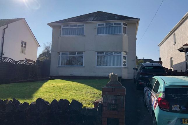 Thumbnail Detached house for sale in Clasemont Road, Morriston, Swansea