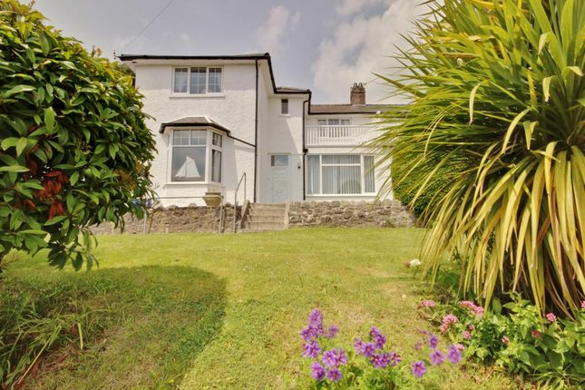 Thumbnail Semi-detached house for sale in Porth-Y-Castell, Barry