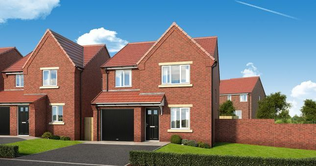 Thumbnail Detached house for sale in The Elm At The Garth, Dunblane Crescent, West Denton