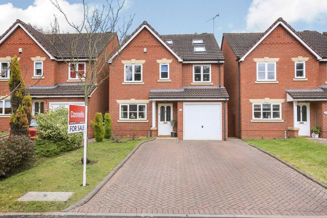 Thumbnail Detached house for sale in Comberton Gardens, Kidderminster