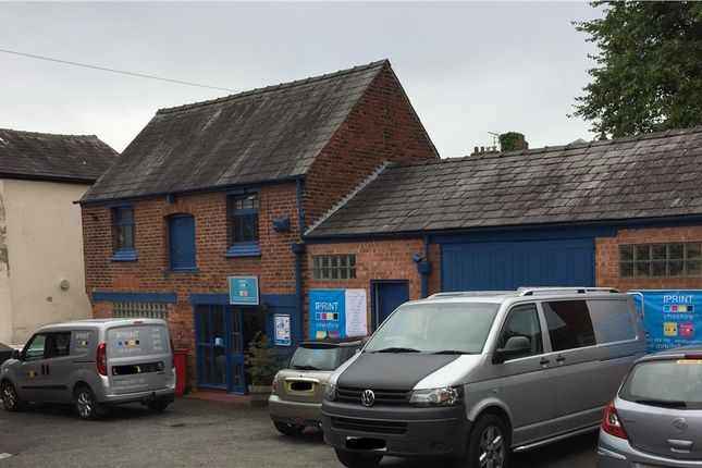 Thumbnail Light industrial to let in Warehouses 1 & 2, Red Cow Yard, Knutsford, Cheshire