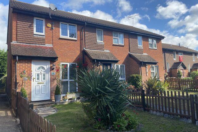 Thumbnail End terrace house for sale in Oak Green Way, Abbots Langley