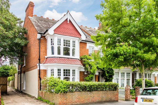 4 bed end terrace house for sale in Udney Park Road, Teddington