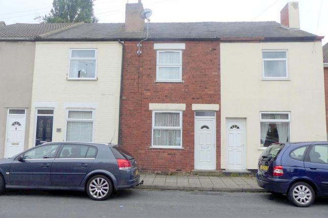 Thumbnail Terraced house to rent in Hall Street, Mansfield, Mansfield