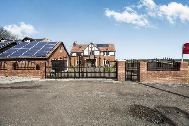 Thumbnail Detached house for sale in The Avenue, Medurn, Northumberland, Tyne & Wear