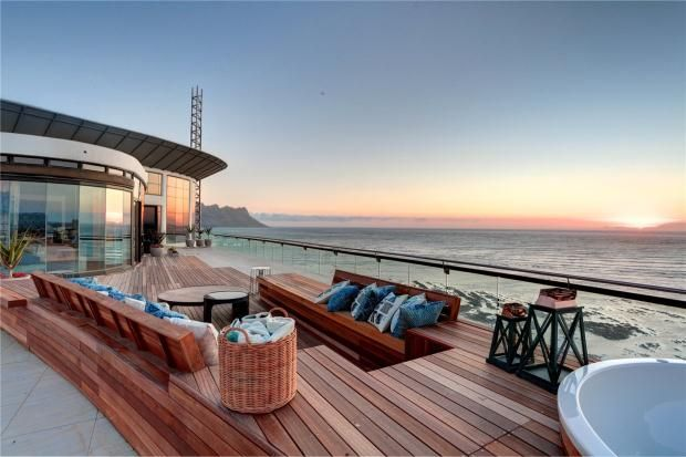 Photo of Ocean View Penthouse, Strand, Western Cape, 7130