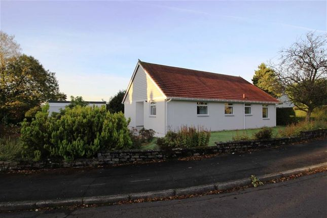 Thumbnail Detached bungalow for sale in Muirpark Way, Drymen, Glasgow
