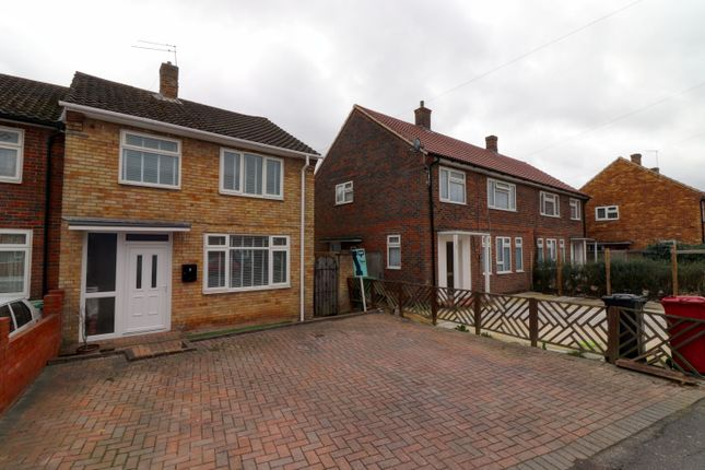 Thumbnail Terraced house for sale in Long Furlong Drive, Slough