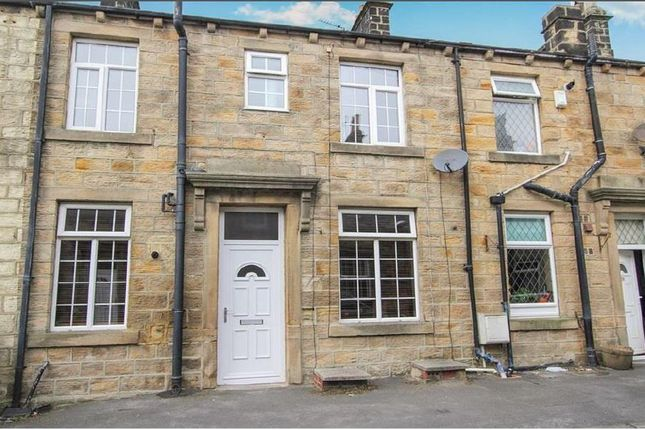 2 bed terraced house to rent in Swaine Hill Street, Yeadon, Leeds LS19