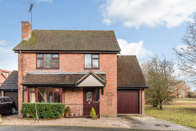Thumbnail Detached house for sale in Church View, Hartley Wintney, Hampshire