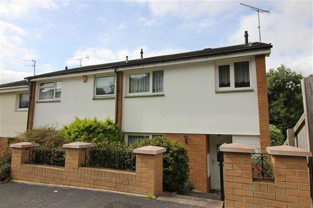 Thumbnail Terraced house for sale in Windsor Road, Barnstaple