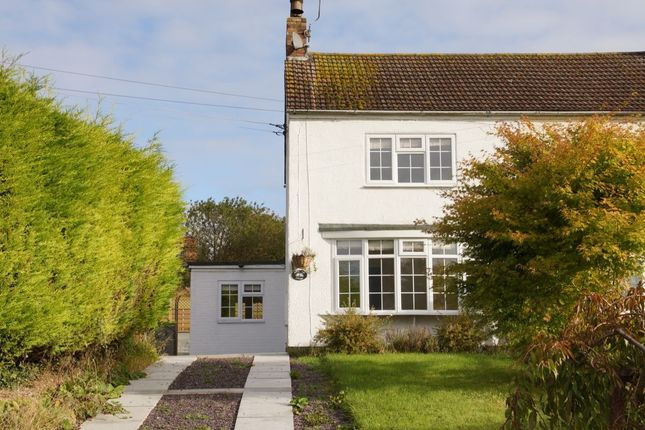 Thumbnail Semi-detached house for sale in Clixby Lane, Grasby, Barnetby